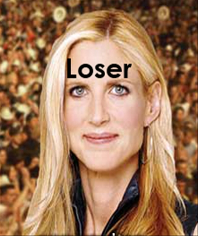 ann coulter idiot